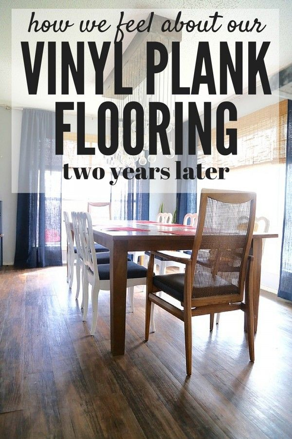 Can you believe that flooring is vinyl plank flooring? And