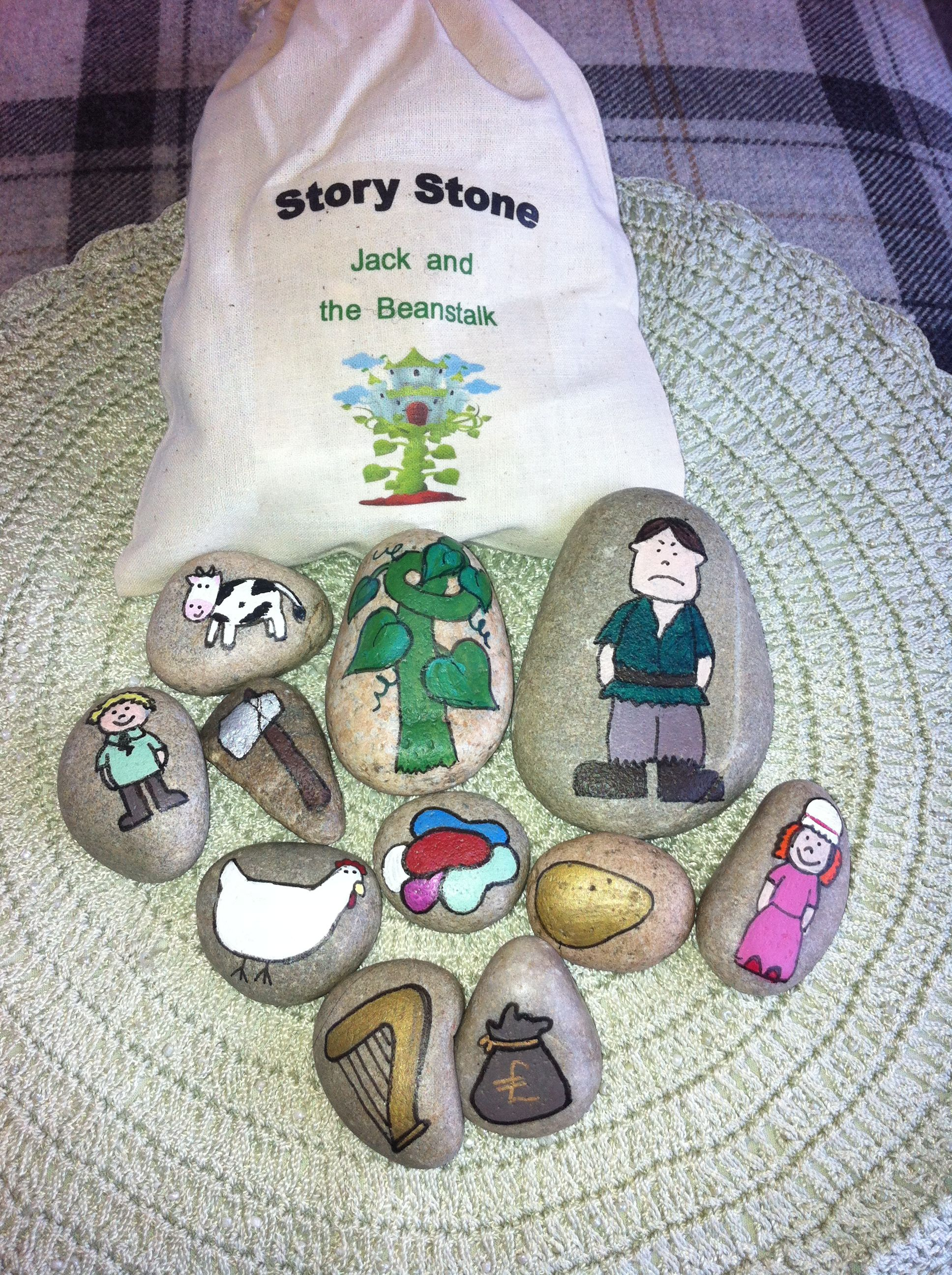 Jack And The Beanstalk Stones