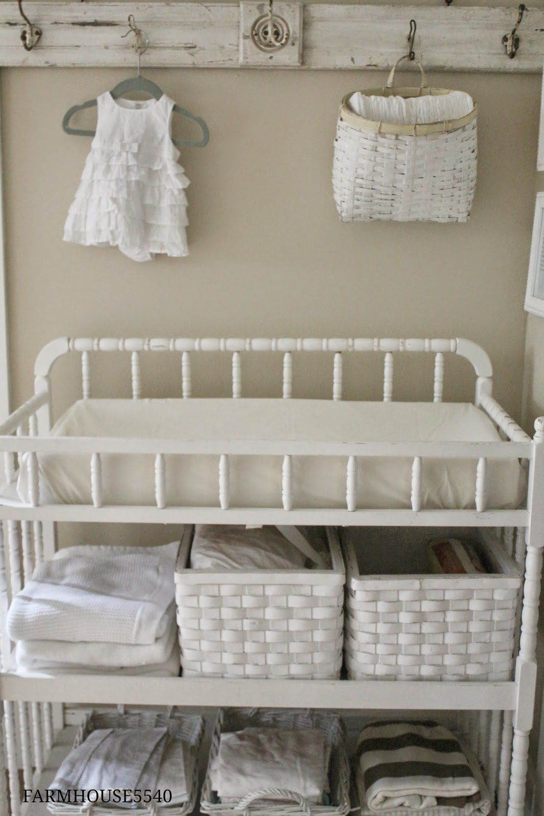 Farmhouse Baby S Room Part Two