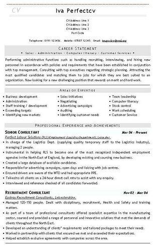 cv consultant graduate cv template student jobs graduate jobs