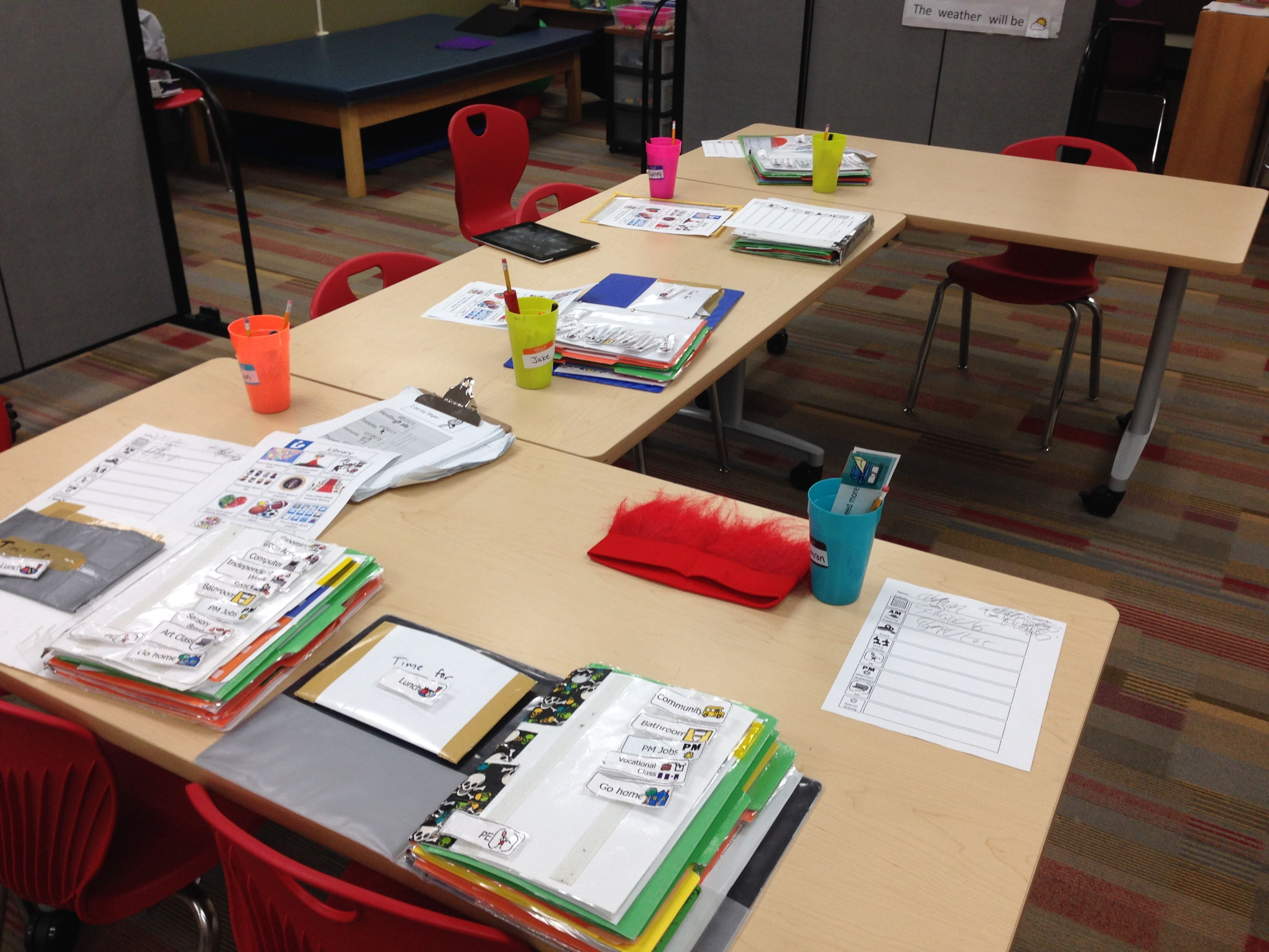 Classroom Environment For Students With Autism And Other