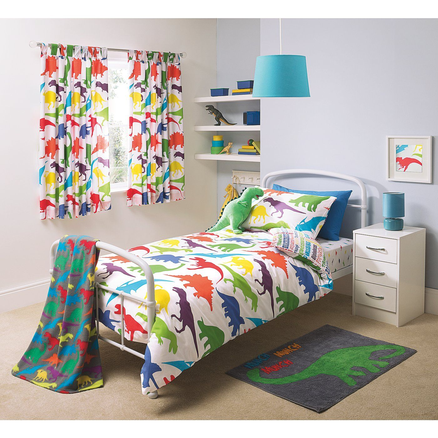 Buy George Home Dino Bedroom Set From Our Bedding Range