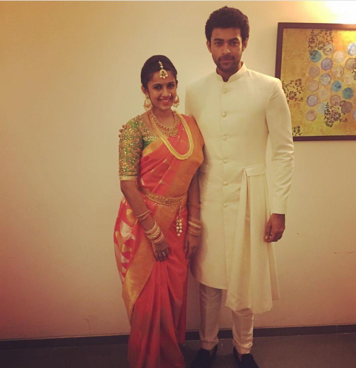 Srija marriage photos Varun & niha Niharika konidela