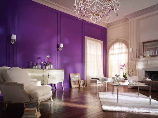 Walls Purple Wall Paint Ideas For Living Room Your Home How To A Painting Colors As Well Wallss