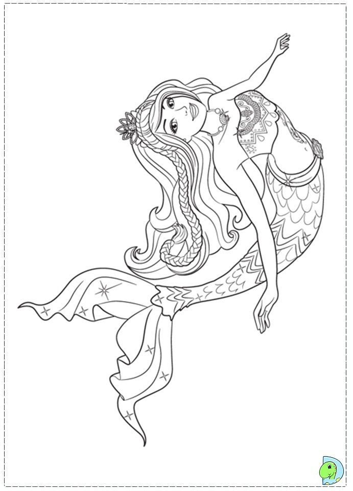 1000 images about mermaid coloring pages on pinterest mermaid