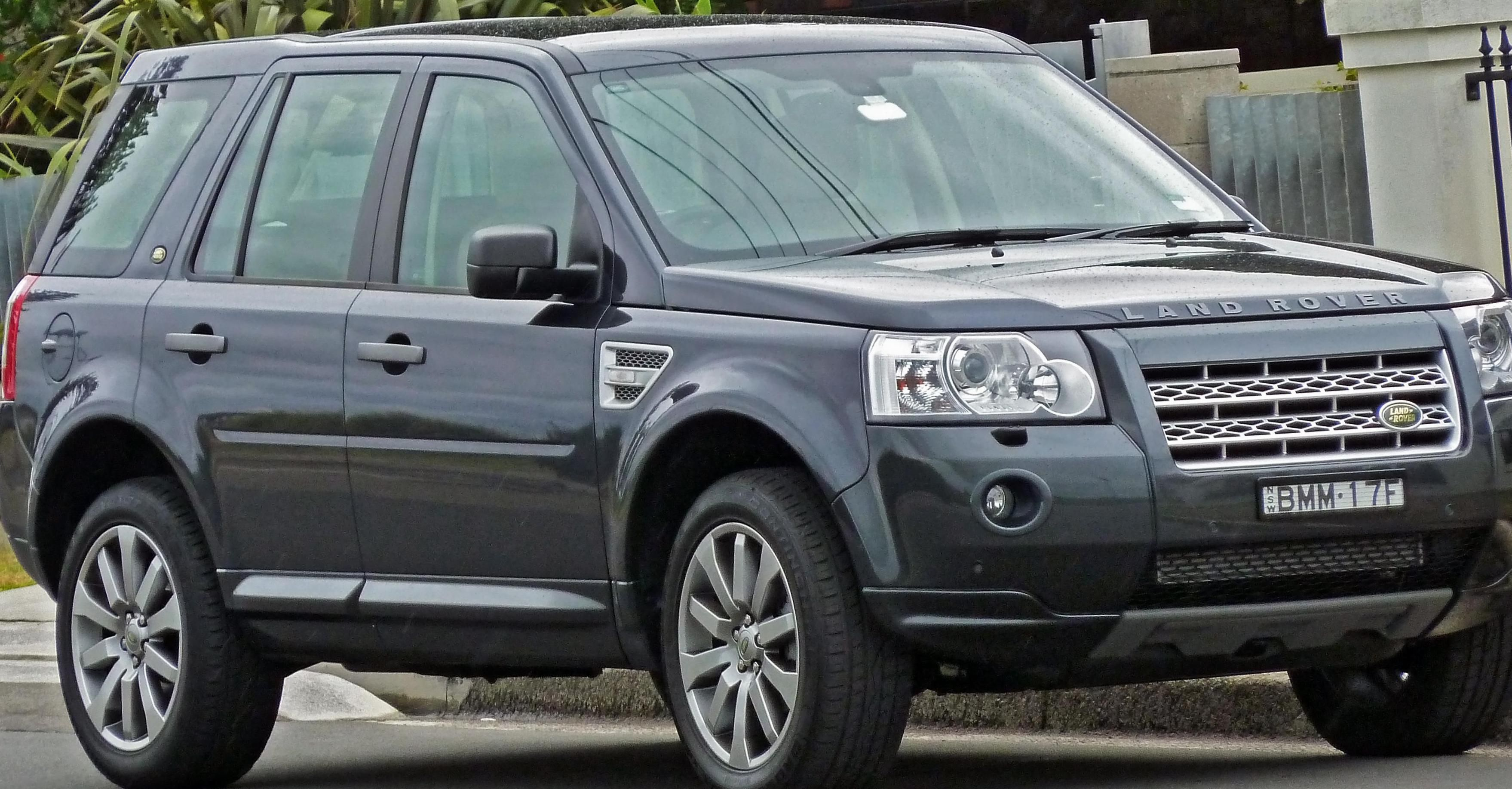 Freelander 2 Land Rover tuning