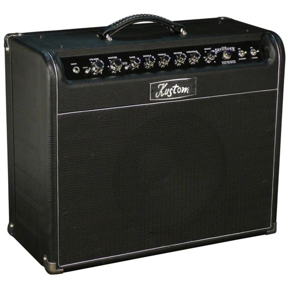 The Kustom Defender 50watt Tube Amp