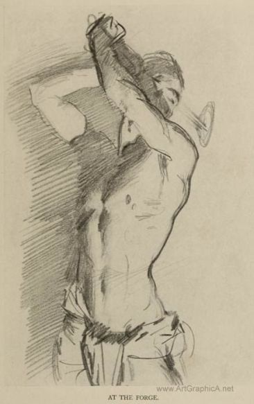 Image result for sargent drawings