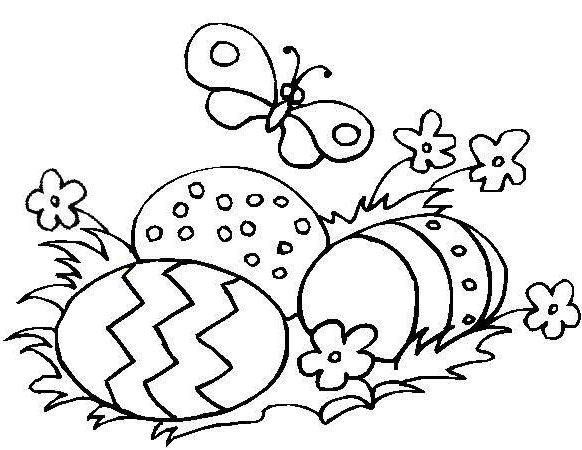 1000 images about easter coloring pages on pinterest easter