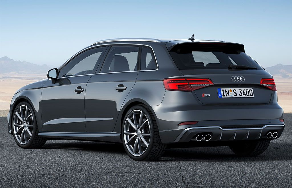 2017 Audi A3 S3 Facelift Audi a3 and Cars