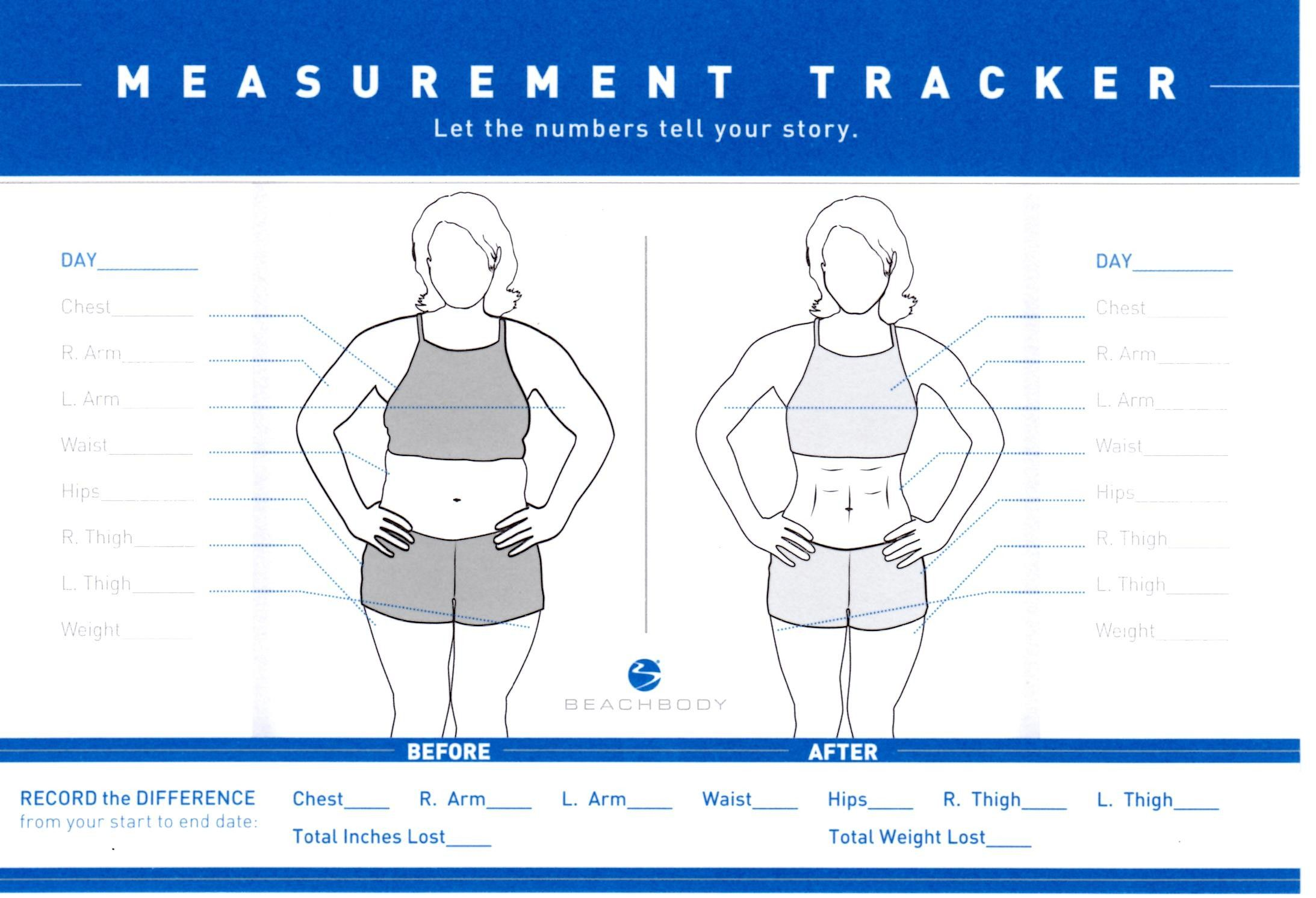 Measurement Tracker