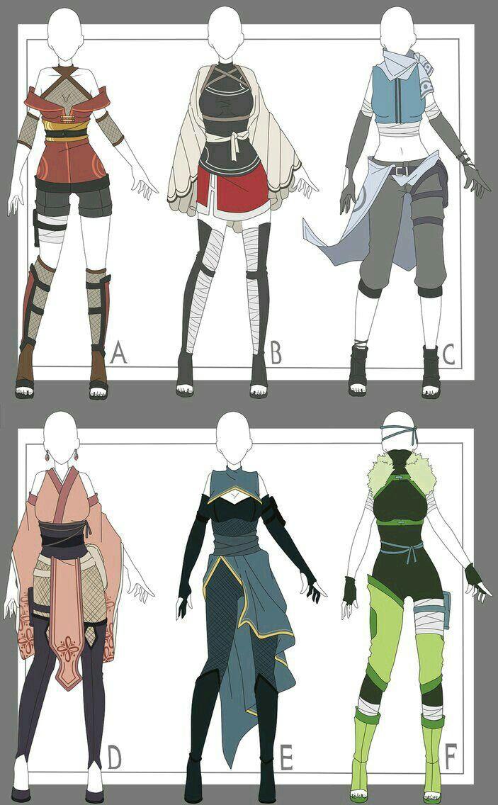 Cool Anime Girl Ninja Outfit   Novocom.top