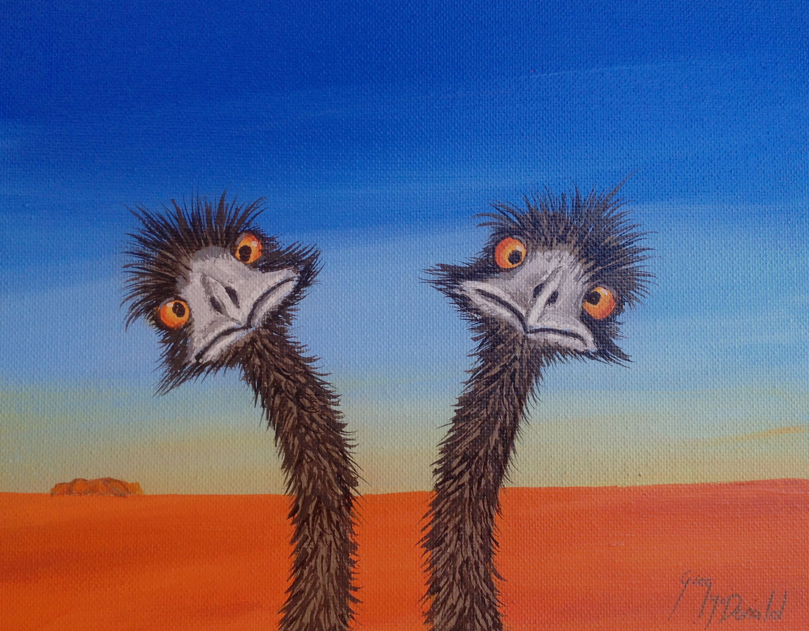 Twins 120 00 Original Painting For Sale By Artist A