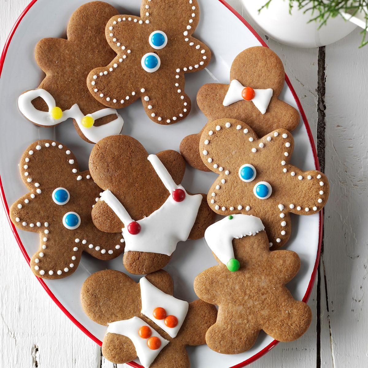 Gingerbread Men Cookies Recipe Gingerbread man cookie