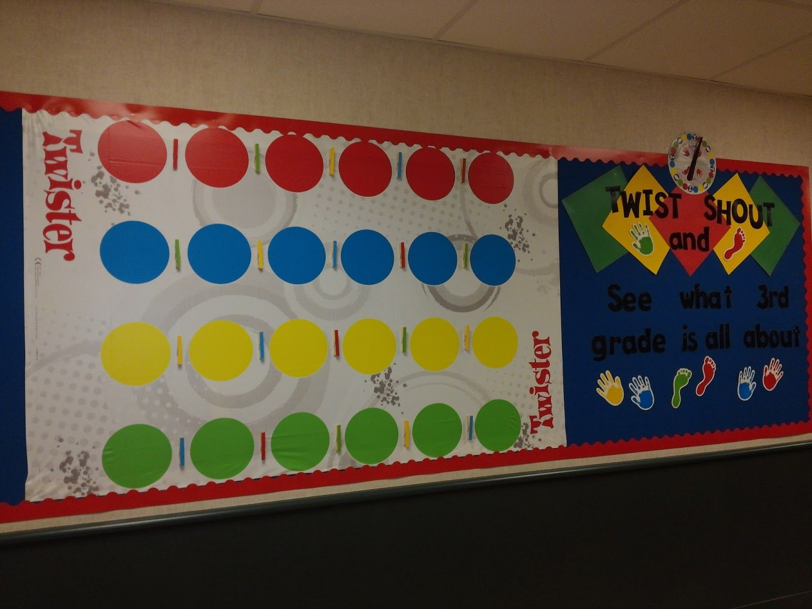 A Teacher S Dream Board Game Theme Classroom