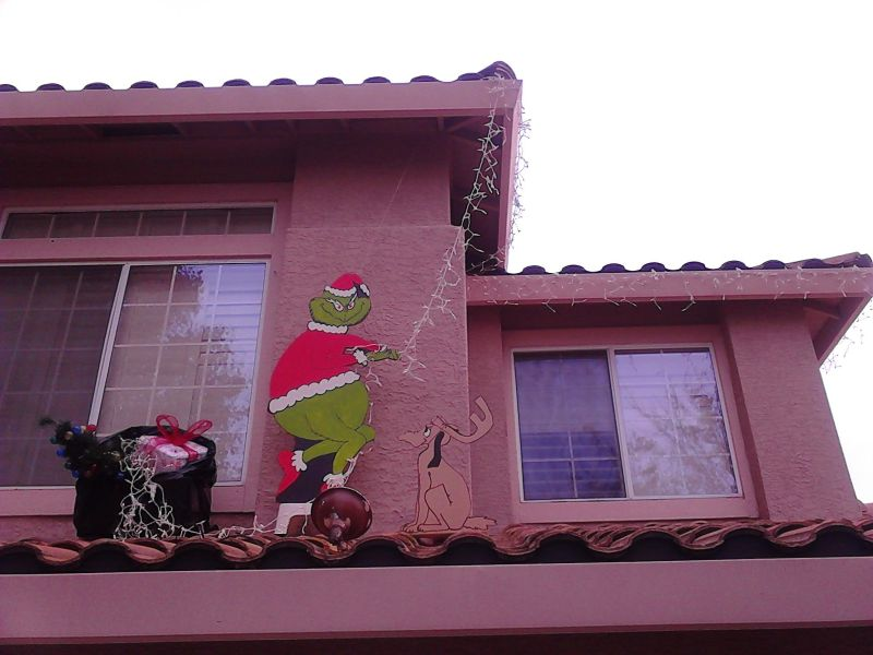 the grinch outdoor christmas decorations newchristmas co