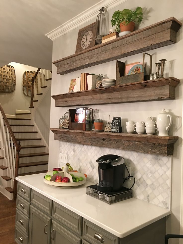 Image result for coffee bar in kitchen should it have a