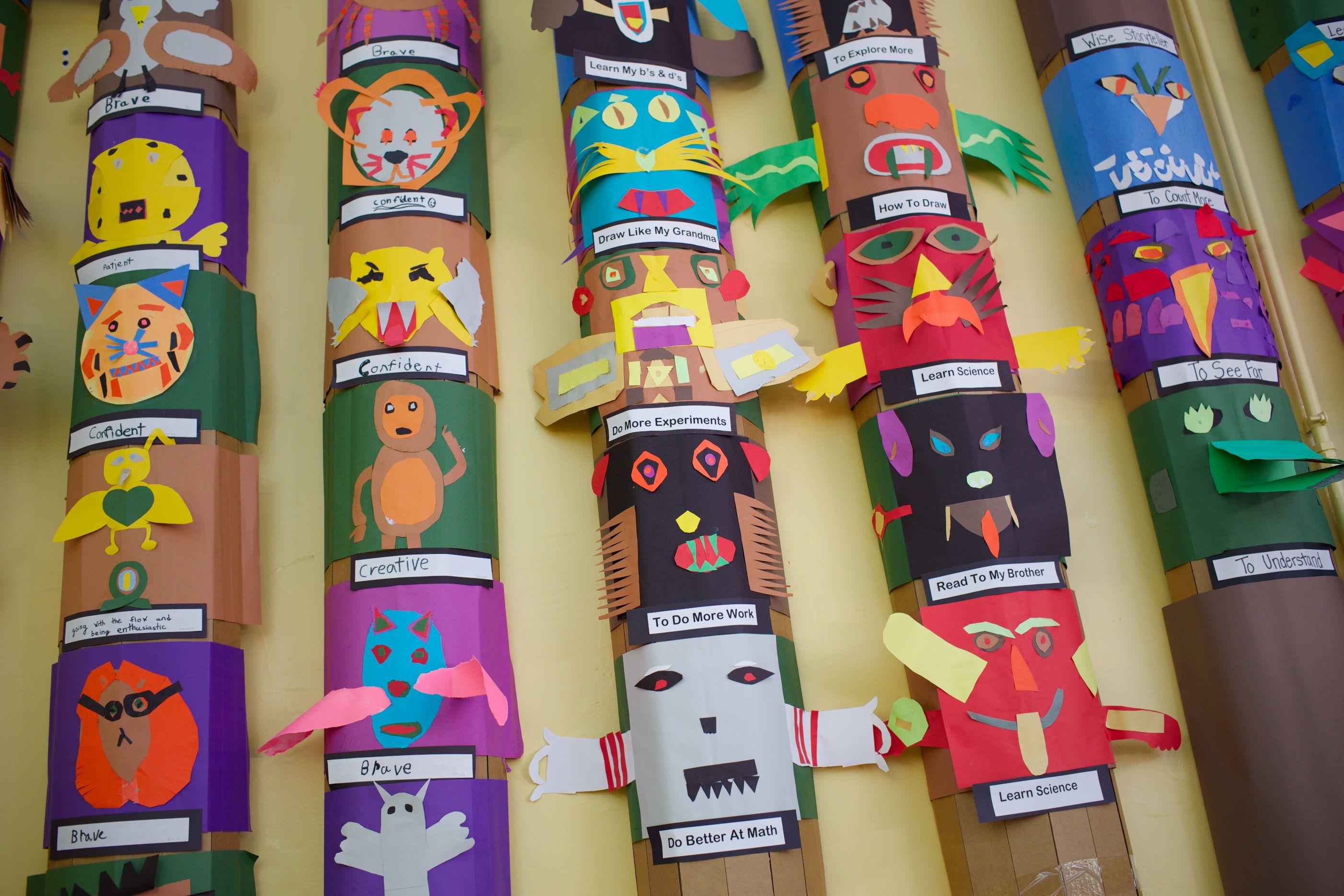 Kids Poles So Creative