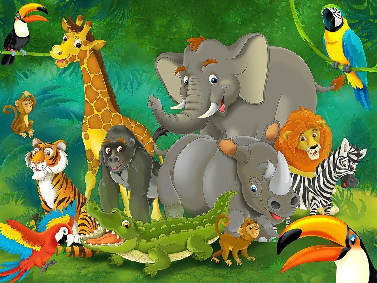 wildanimalscartoonimages Animals Pinterest Wild