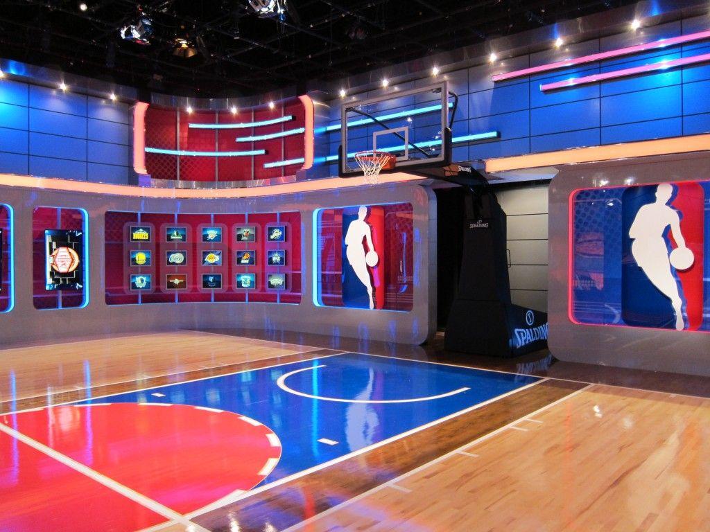 Tv Show Set Design Of innovative show design Sport