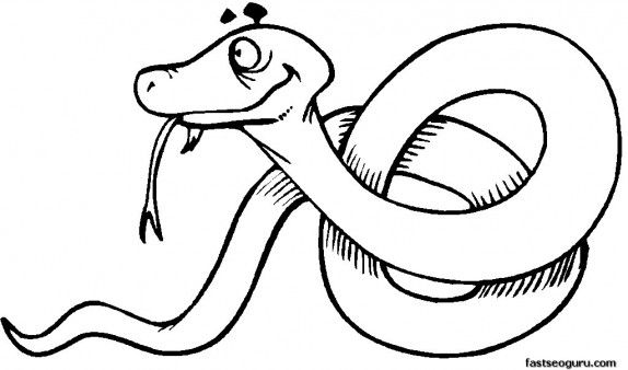 free coloring pages of jungle snake printable 843085664 jpg 574