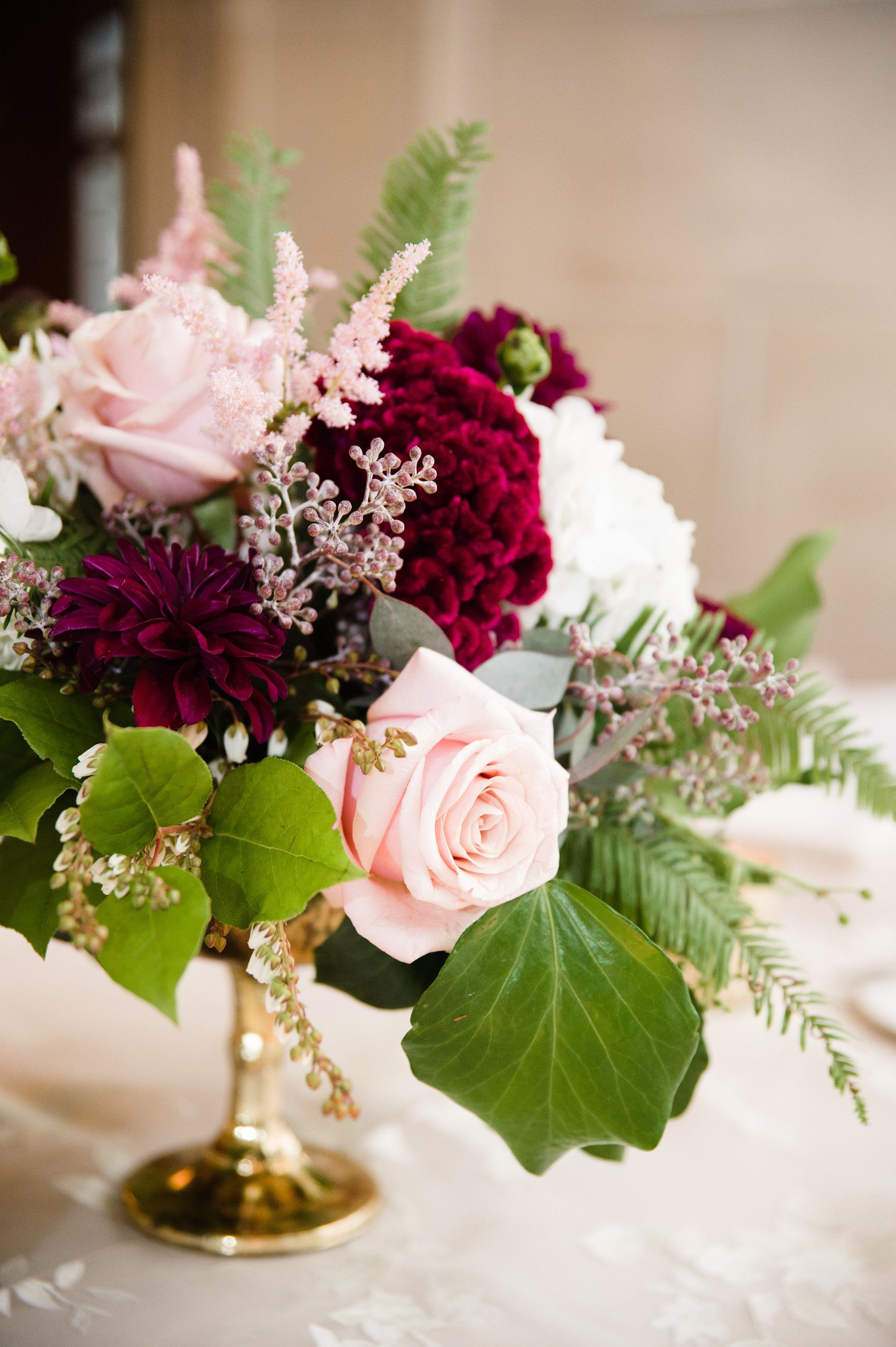 The Smarter Way to Wed Wedding, Centerpieces and Flower