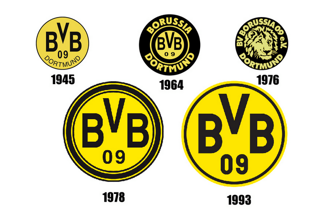 Dortmund Fútbol Badges, Crests + Logos Pinterest