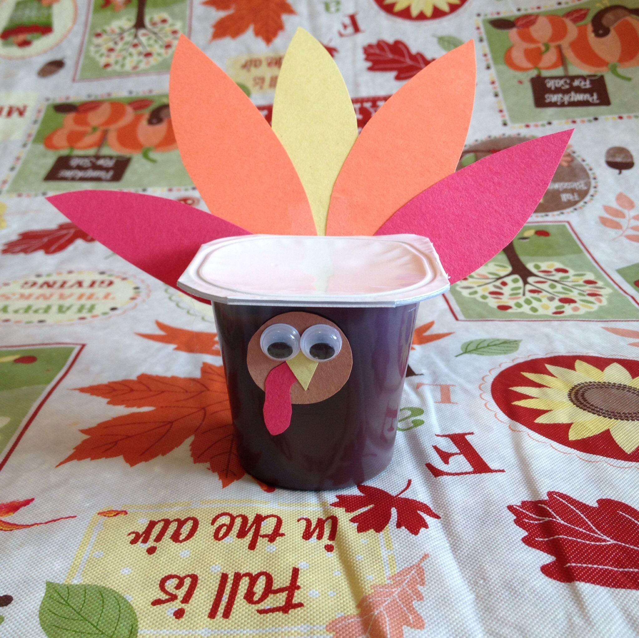 November 5 Preschool Snacks