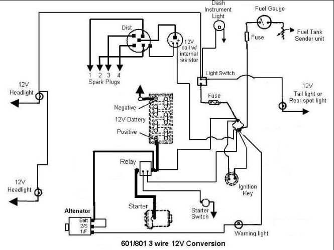 ford 4000 generator wiring diagram - wiring diagram, Wiring diagram