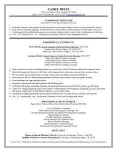 sample resumes and cover letters teaching primary resume sep 2014