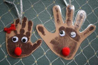 """Cute """"handmade"""" ornaments!"""