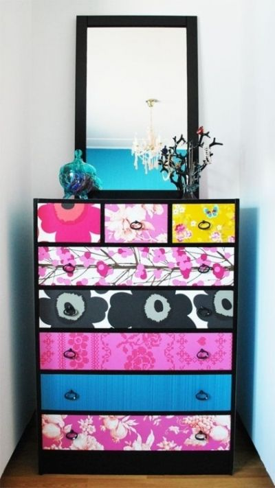 DiY drawers design