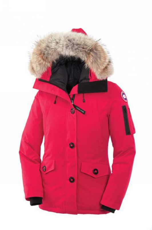 Canada Goose Outlet Montebello Parka Women Pink With Top Quality – $279
