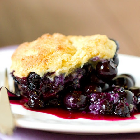 Blueberry Cobbler Recipe | Key Ingredient