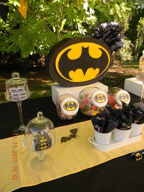 "Photo 17 of 29: Batman / Birthday ""batman party"" | Catch My Party"