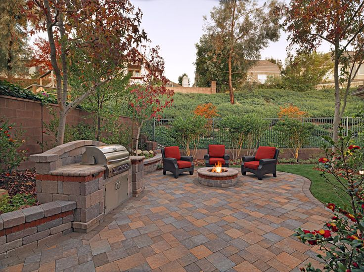 Fire Pits | Outdoor Fire Pits | System Pavers