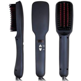 Mejor cepillo alisador para el pelo