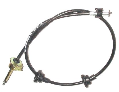 Mk1 Stock Replacement 1 Piece Speedometer Cables