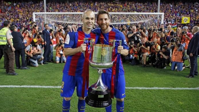 El punto cuatro Messi