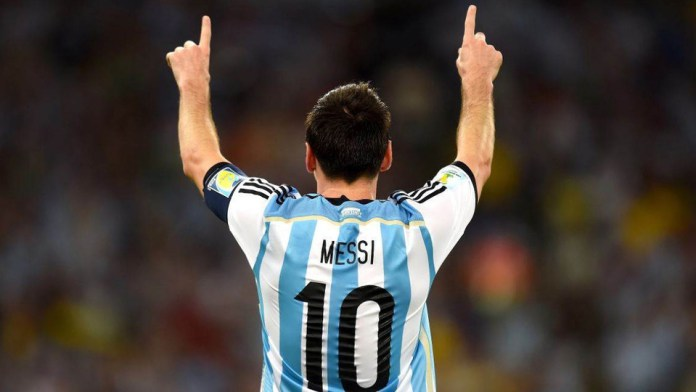 punto 10 de Messi