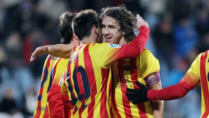 Punto 7 de Messi