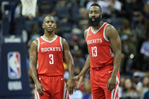 NBA: Preseason-Houston Rockets at Memphis Grizzlies