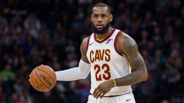 NBA: Cleveland Cavaliers at Minnesota Timberwolves