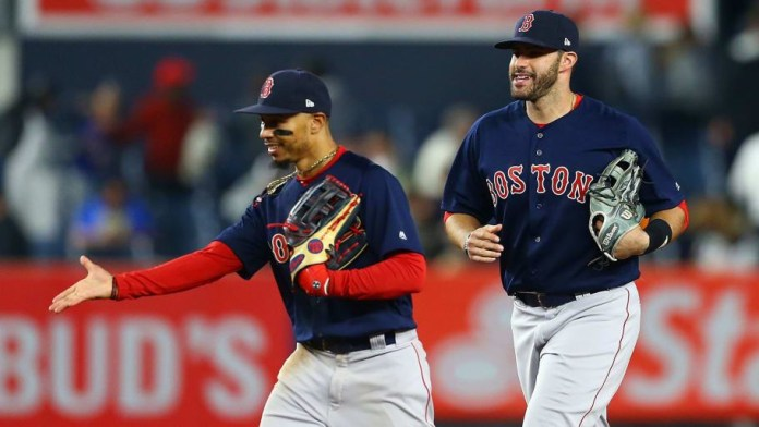 Mookie and JD
