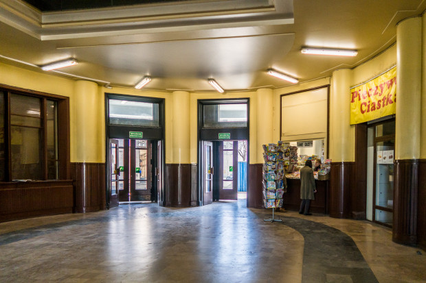 The interior of the station will be modernized with as many original elements as possible.
