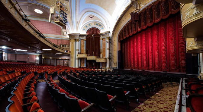 World's Largest Theater Restoration Project: Teamwork Required!