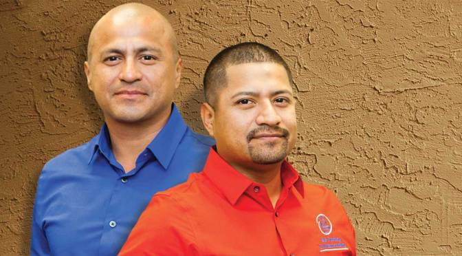Contractor Q&A: Javier & Oscar Sánchez
