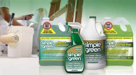 Simple Green cleaning product