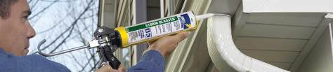 White Lightning Storm Blaster caulk