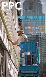 cover of PPC magazine spring 2018 issue